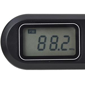 LCD Display radio