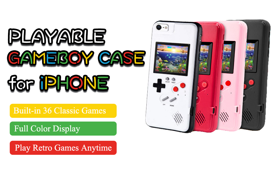 playable gameboy case for iphone