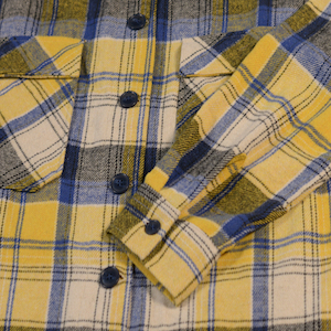Functional patch pockets; Button fastening;