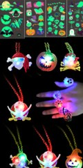 Halloween Light Up Party Favors