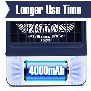 longer use time