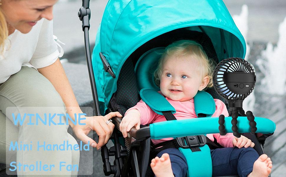 stroller fan for baby