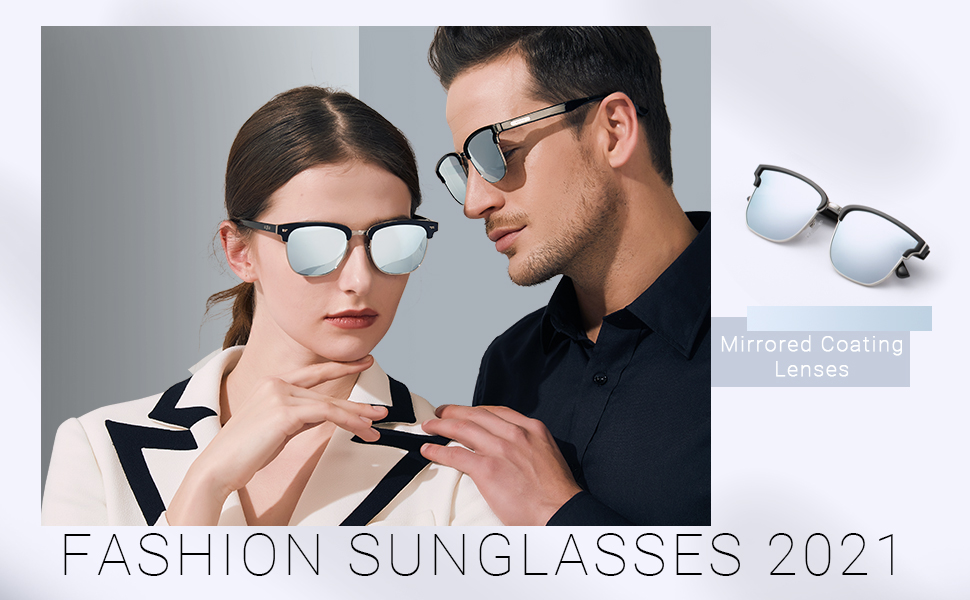 Polarized sunglasses fashion sunglasses
