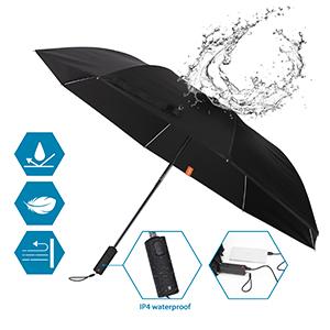 Waterproof umbrella
