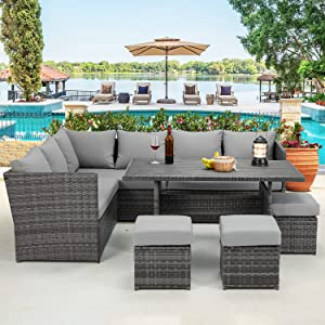 Outdoor Furniture Sets Clearance