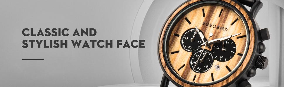 Classic and Stylish Watch