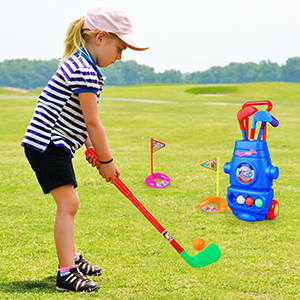 golf toy for kids