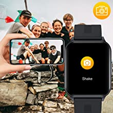 smart watch for android phones text and call