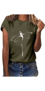 Graphic T Shirts for Women