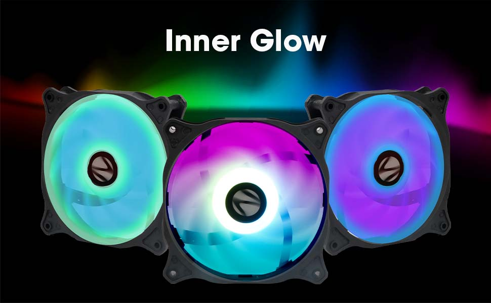 ZEB-PGF500C,cabinet fans with controller, rgb cabinet fan, zebronics cabinet fan,