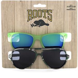 Roots Kids 2 pack Sunglasses