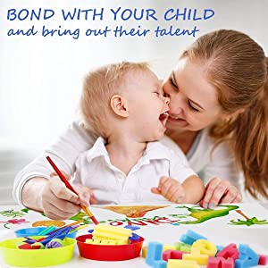 Paint Spugne per Bambini