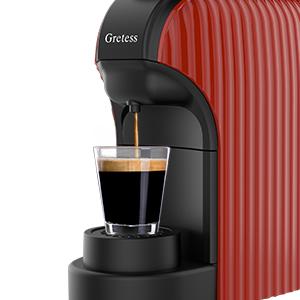 Gretess Espresso Machine