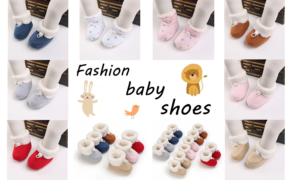 Baby Boy's Girl's boots, 0-3 Months baby shoes, Infant winter shoes,  Newborn boots, Baby shoes.