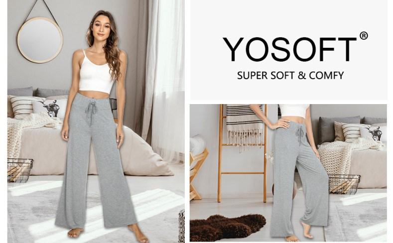 Soft Pajama Pant