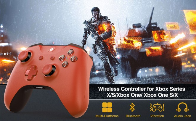 wireless controller for xbox series