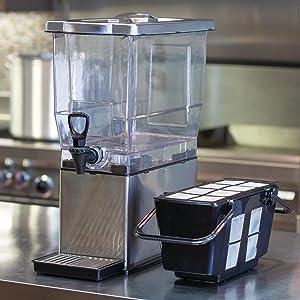 cold brew coffee dispenser, large beverage dispenser, Service Ideas