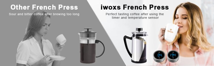 iwoxs french press