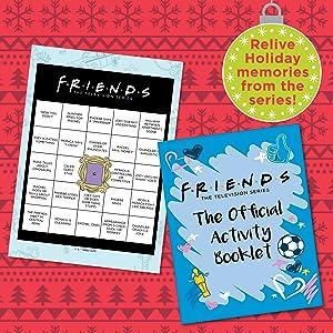 Friends Advent Calendar 2021