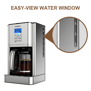 EASY-VIEW WATER WINDOW