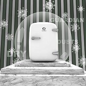 skincare mini fridge