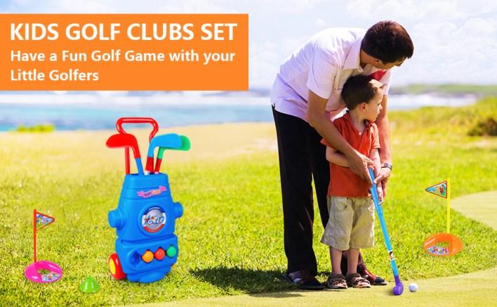 golf toy