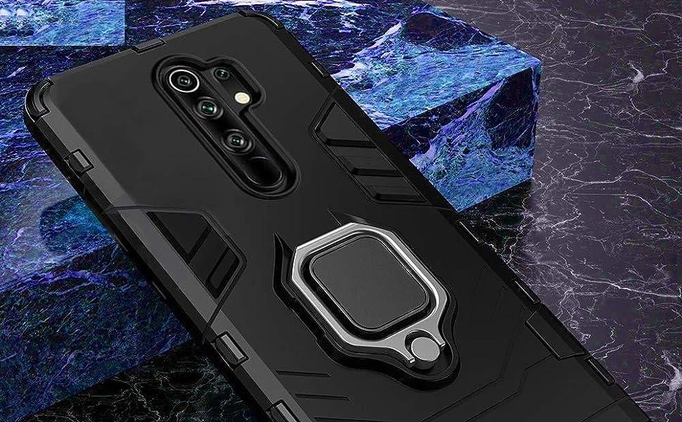 Redmi 9 Prime Back Case