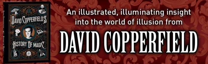 David Copperfield History of Magic