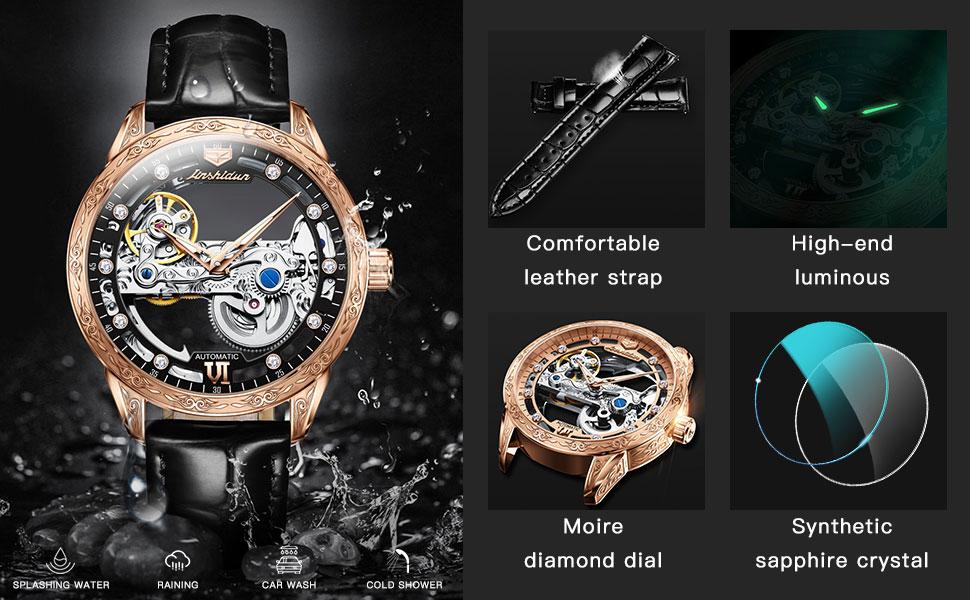olevs wrist watch