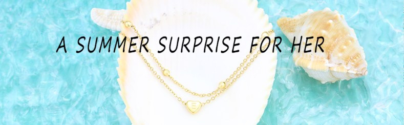 A SUMMER SURPRISE FOR HER