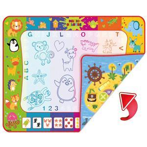 3 años; 4 años; 2 años; Aqua doodle mat; pizarra mágica; regalo de Navidad; pizarra mágica; Alfombra