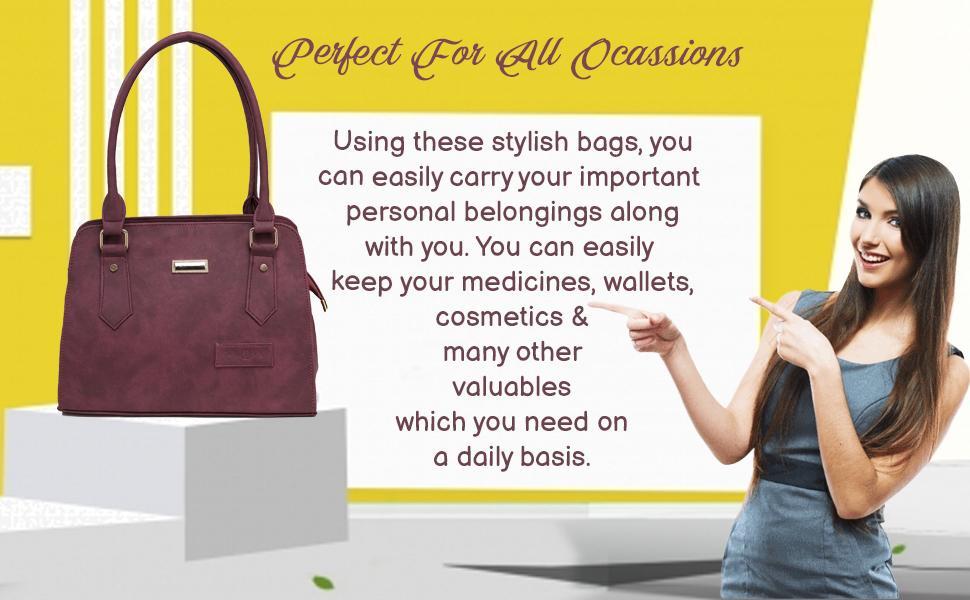Shoulder Bag Handbag for Ladies