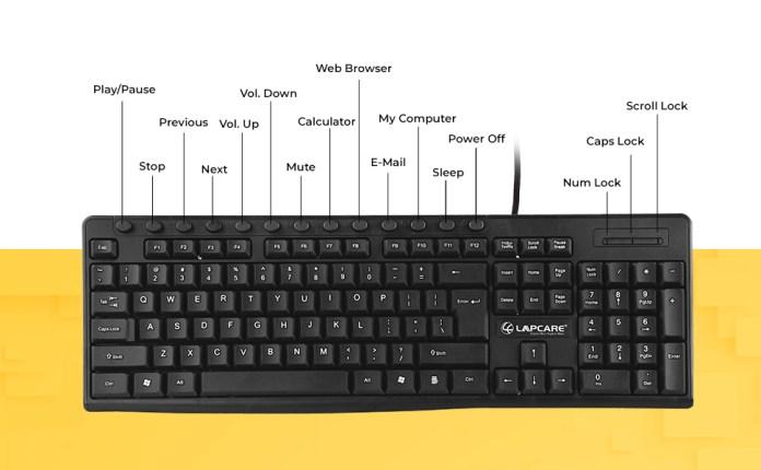 E-9 Keyboard
