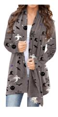 Halloween Cardigan for Women