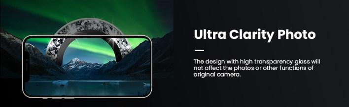 ultra clarity photo