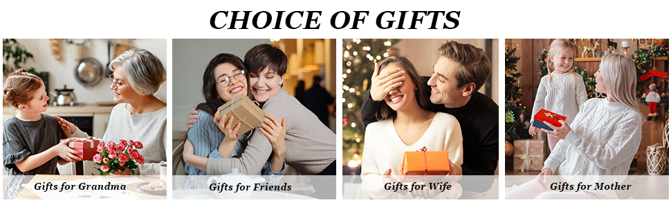 A WONDERFUL GIFT FOR HER