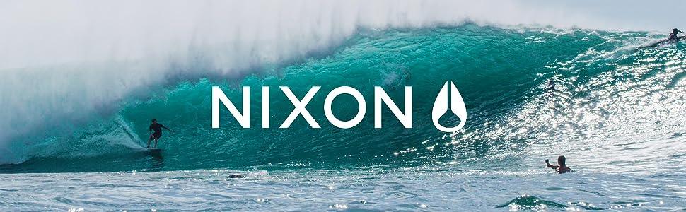 Nixon Surf Banner