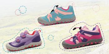 kid hiking shoes