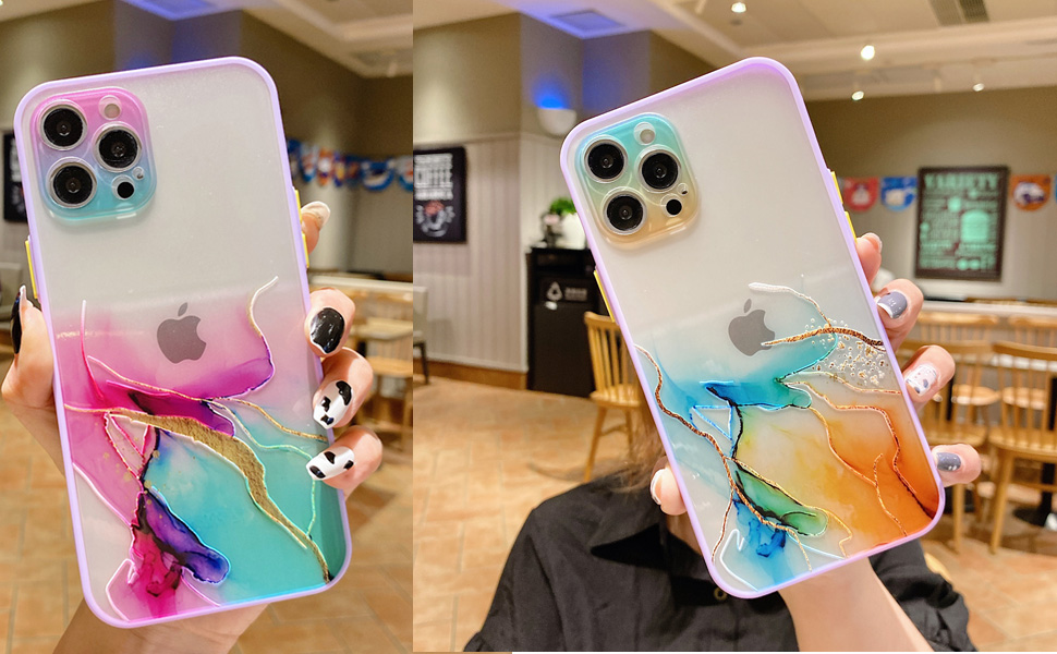 Marble phone case iPhone 12 Pro Max