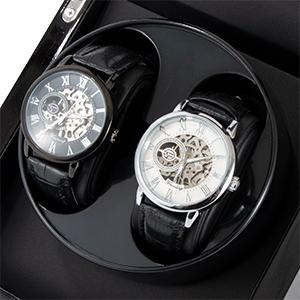 Automatic watch winding machinerotating base