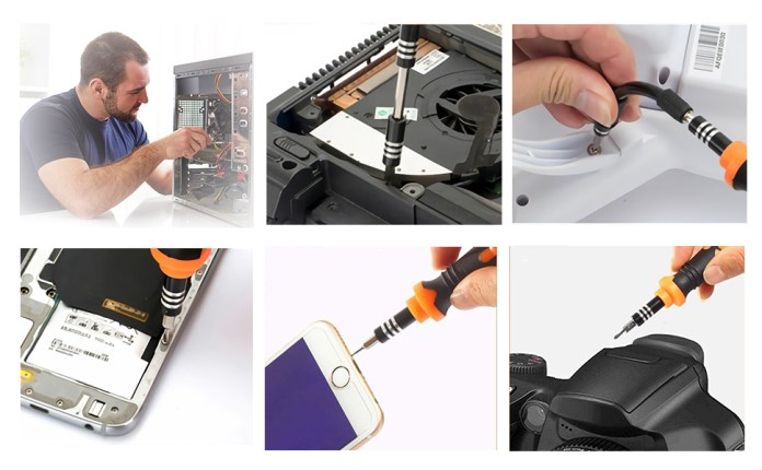 mobile repair tool kit