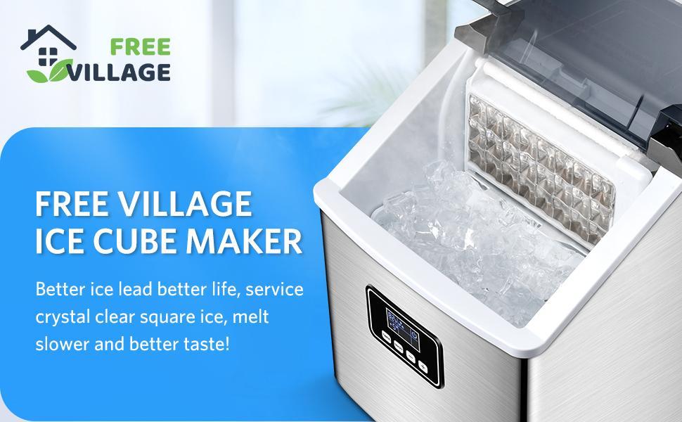ice maker machine protable