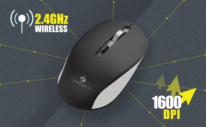 zebronics jaguar mouse,zeb-jaguar mouse,zeb jaguar,wireless mouse zebronics,2.4ghz wireless mouse