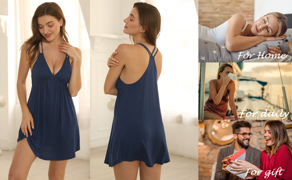 chemise nightgowns