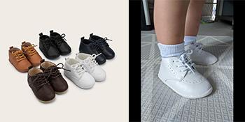 Infant Toddler Lazy Crib Shoes