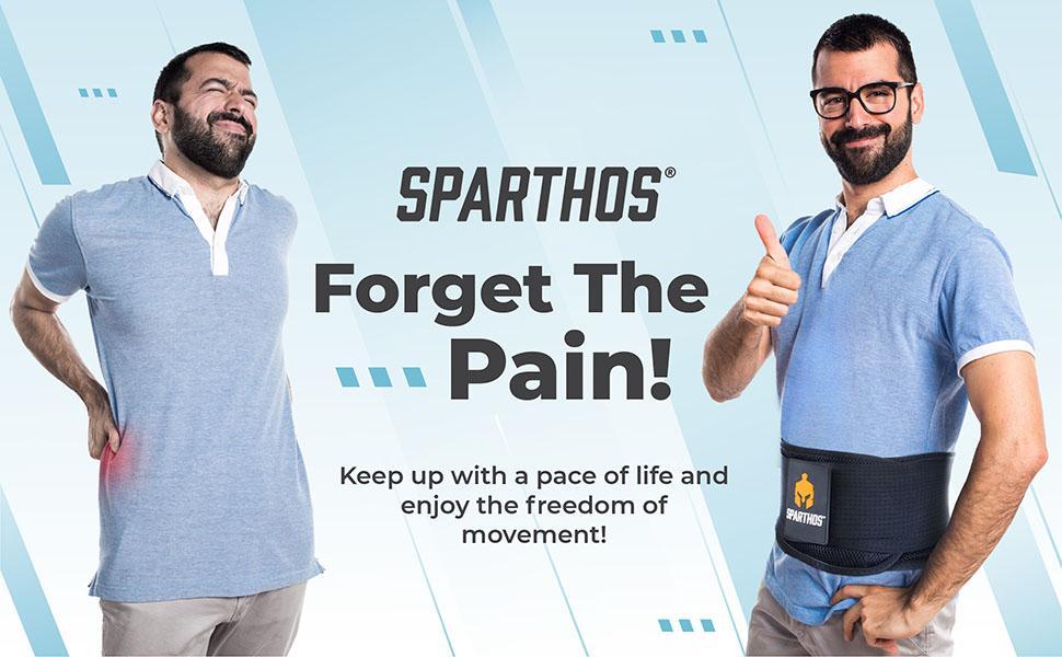 sparthos back brace