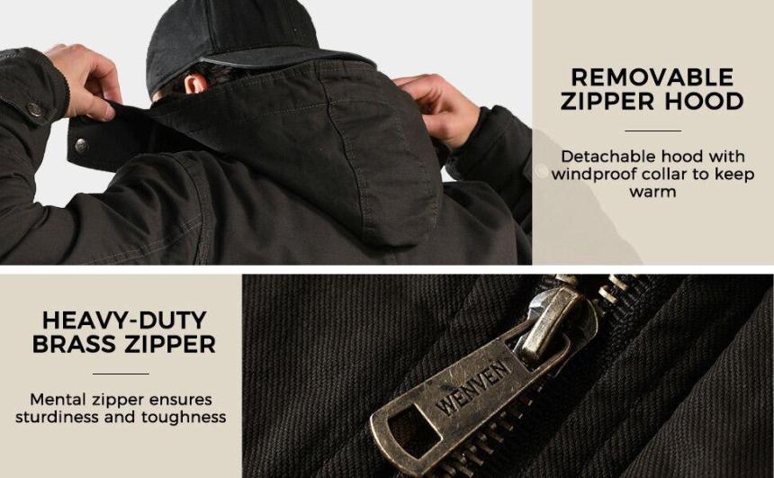 men jacket casual