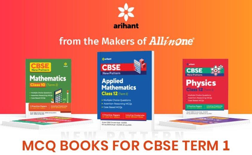 MCQ Books for Term 1