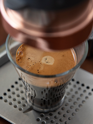Handcrafted Espresso