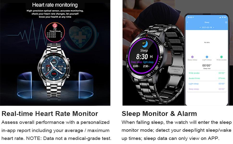 smart watch fitness bracelet